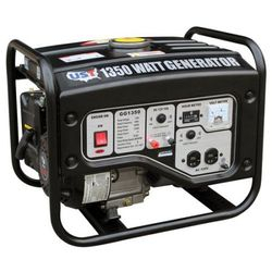 $399.99 UST 1350 Watt Portable Gas Power Generator 1.5 Gallon Model GG1350,