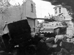 M10 Tank Destroyer: