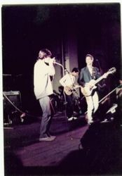 "with South Wave at ""Festival 7-UP"" Estadio Sao Luis, Faro 1982"