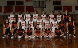 2010-2011 Team