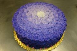 15 serving ombre rosette cake $55