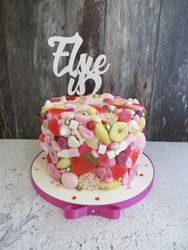 Sweetie Birthday Cake