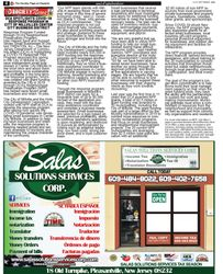 6 1 La Pagina Social / The Society Page en Espanol