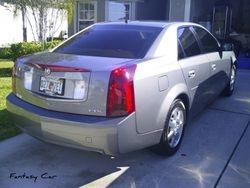 Venus A.-------Cadillac  CTS