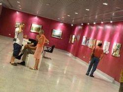 Malaga Airport Expo...