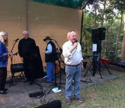 Geoffrey Hole - Sanctuary organiser