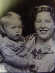 Older baby and mum