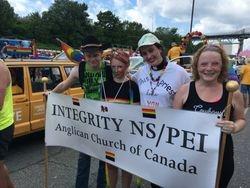 Anglicans at Pride 2019