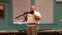 Antique & Military Gun Exhibit June 2015