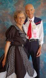 Darlene Whitting and Ray Kellett