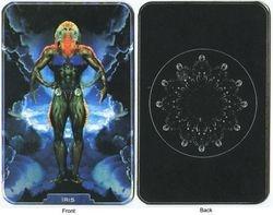 Iris Tarot Card