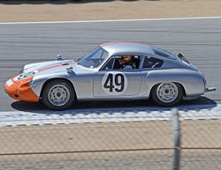1955-1962 GT Cars