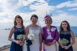 Bridal Hair and Makeup Party