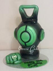 Green Lantern Cake(SP159)
