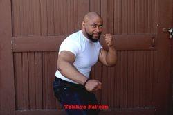 Tokkyo fight pose