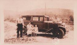 Homer Garner Family
