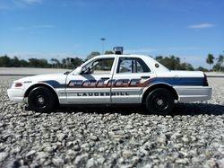 LAUDERHILL POLICE DEPARTMENT, FLORIDA