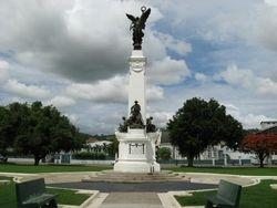MEMORIAL PARK STATUE 2