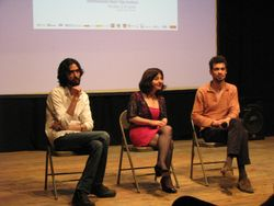 Q&A at One Shot IFF 2013