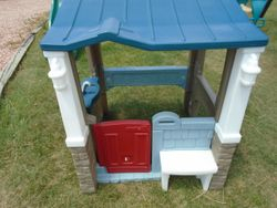 Step 2 Seaside Villa Playhouse - $130