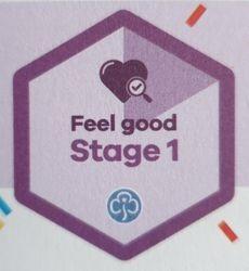Feel Good Stage 1 Skill Builder