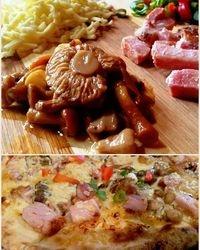 Mixed Mushroom & Istra Bacon