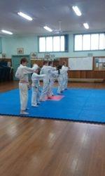 2015 Karate Kids 7 yrs+