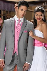 25% Off Every Grey Tux Rental in Stock!