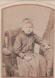 Clara Bertha (Snare) Liveringhouse (1878-1951)