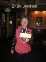 Silver Flight Low Gross- Barb Ford