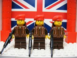 British Paratroopers - Holland