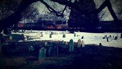 Old Burying Point Salem Ma