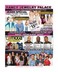 FANCY JEWELRY PALACE / DIVAS / LA MODA BARBERSHOP