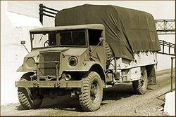 WW11 Canadian Pattern Truck