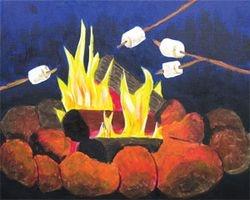 """""""Toasty Campfire"""""""
