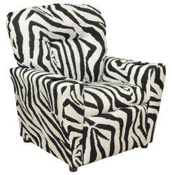 #TW800R Tween Recliner  - Zebra