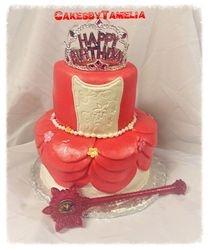 Princess Cakes