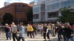Flash Mob Sept. 17 '13