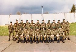 9 Troop C Coy 40 Cdo South Armagh 1983