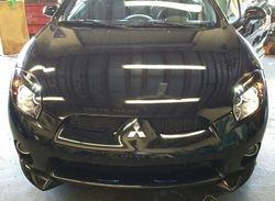 Mitsubishi Spider Headlight Swap