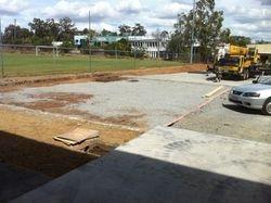 Washbay construction