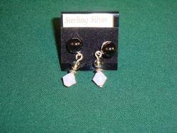 Onyx, Black Diamond, Violet Opal (Item #3201) $10.00