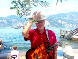 Malcesine, Lake Garda, Italy, 2013.