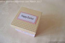 Exploding Easter Box