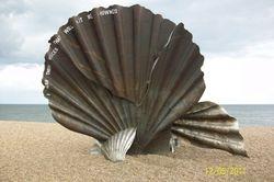 Aldeburgh - The Scallop