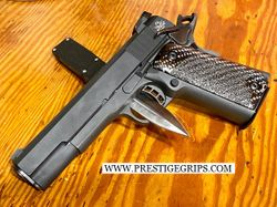 ROCK ISLAND ARMORY 1911 Double Stack Tactical  blk CF mounted