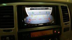 06 4Runner Alpine iLX007 Apple CarPlay Rydeen Rear Cam