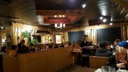 Rocky Mountain House restaurant
