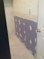 Kitchen Back Wall