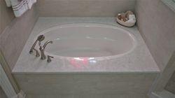 Quartz Tub Surround